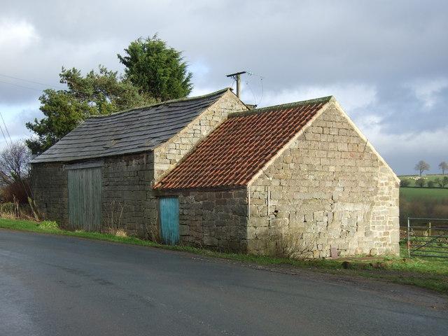 Farm buildings, Hardgate