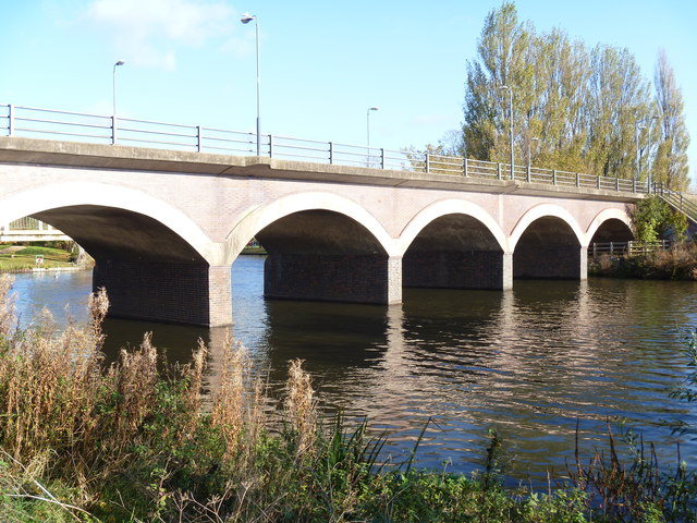 Bridge over the river  [2]