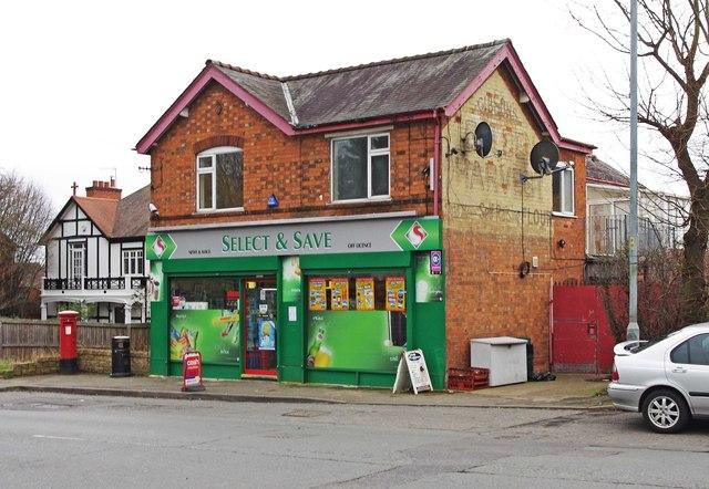 Select & Save, 7 Rock Hill, Bromsgrove