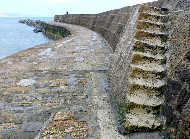 Steps on the Cobb