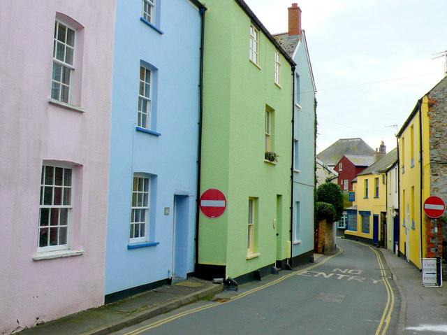 Coombe Street Lyme Regis