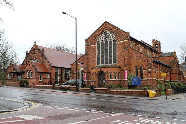 St.Andrew's - Alexandra Park Road