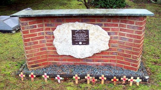 D-Day Memorial, Deepcut