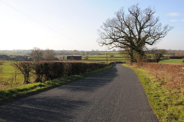 Pulley Lane