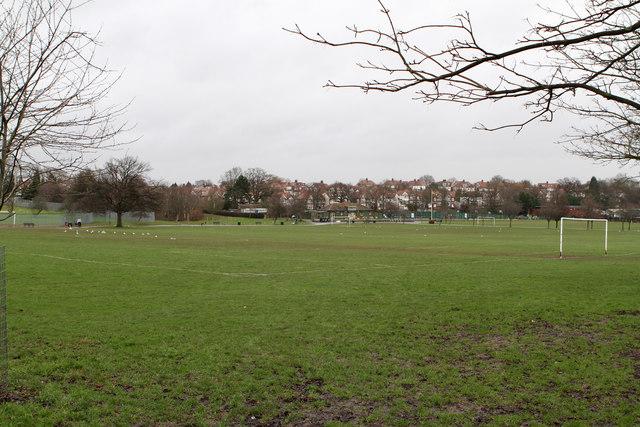 Albert Road Recreation Ground