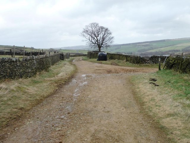Turn right for the Kirklees Way