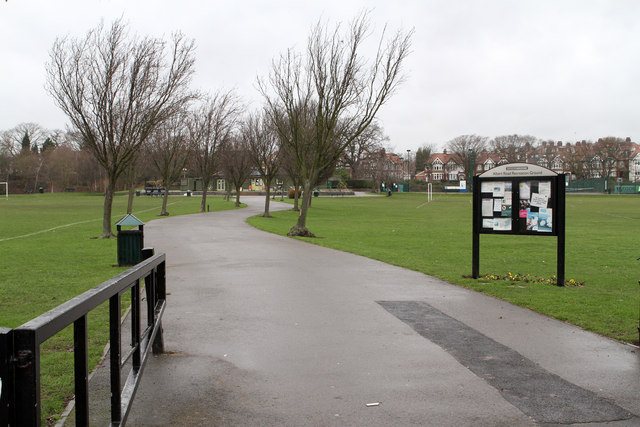 Albert Road Recreation Ground