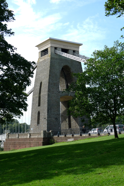 Clifton Suspension Bridge East Pylon
