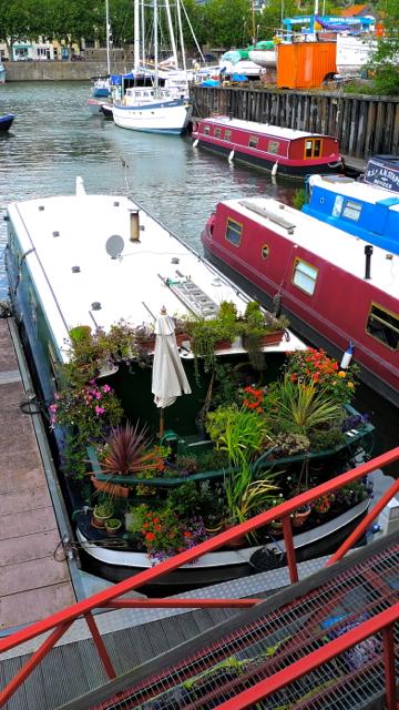Bristol Floating Dock Marina