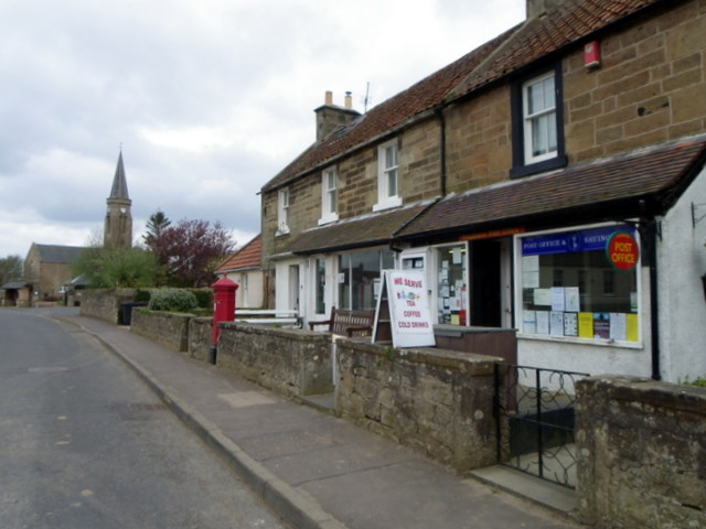 Kingsbarns Post Office
