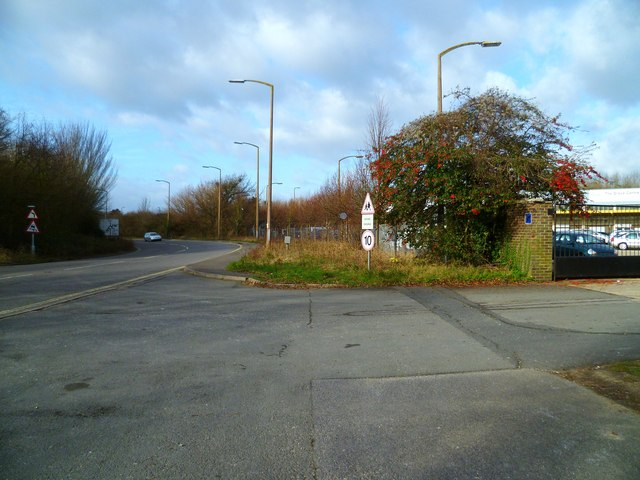 The bend on Terminus Road (1)