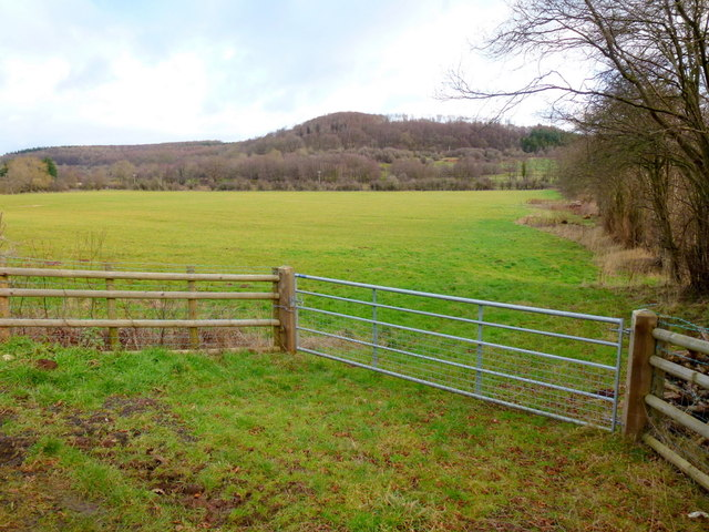 The Dore valley