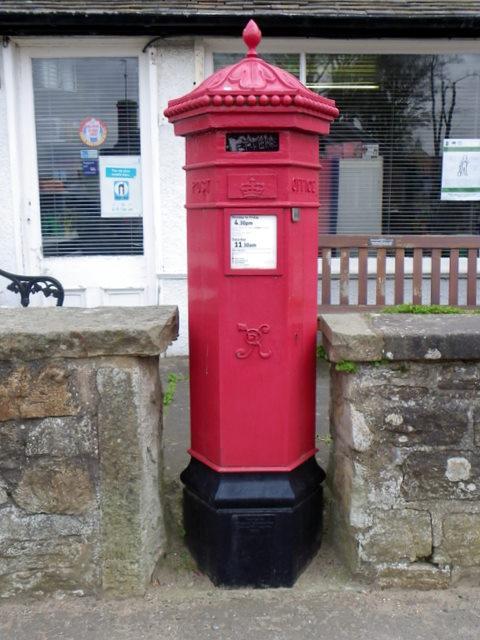 Postbox, Kingsbarns