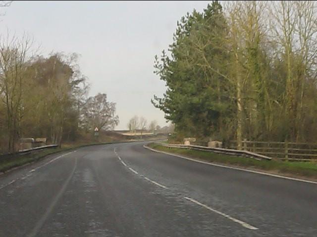 River Meese bridge, A41