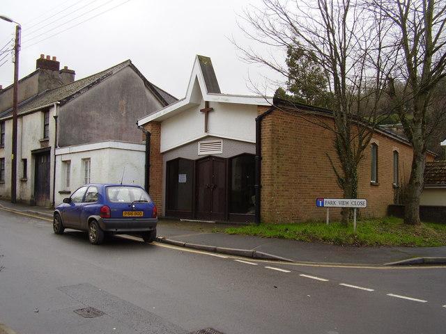 Catholic  Church, High Street