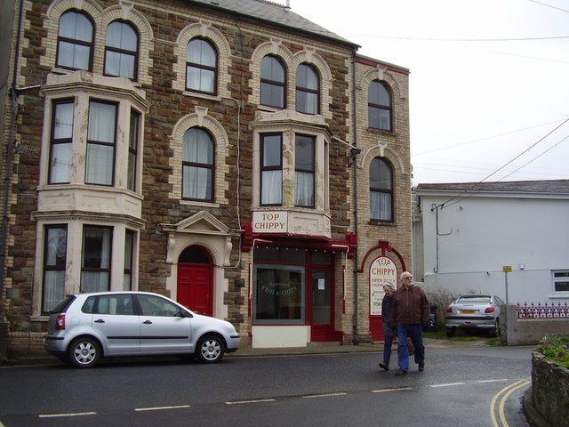 The Top Chippy, High Street