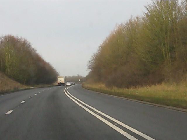 A41 Hinstock bypass