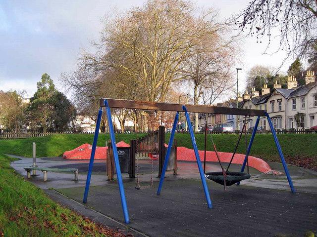 Upton Park play area