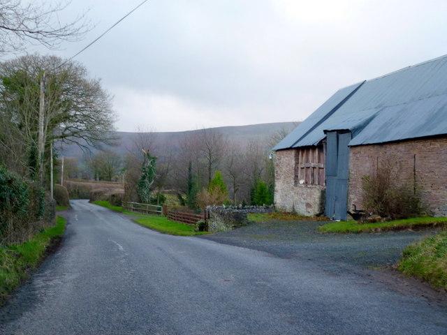 Barn at Old Bryn