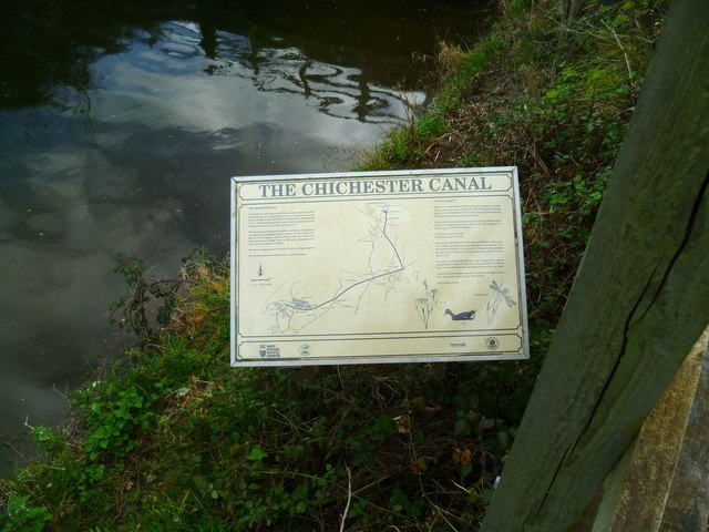 Information at Poyntz Bridge