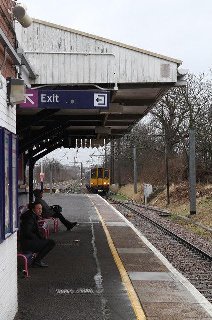Moorgate Train