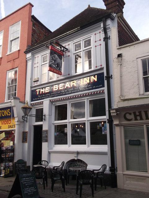 The Bear Inn, Faversham (2)