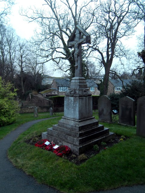 Ledsham War Memorial