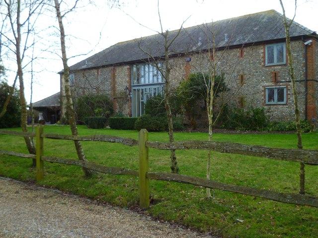 Dwelling at Hunston