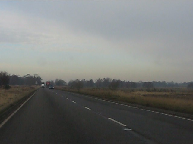 A41 at Prees Airfield