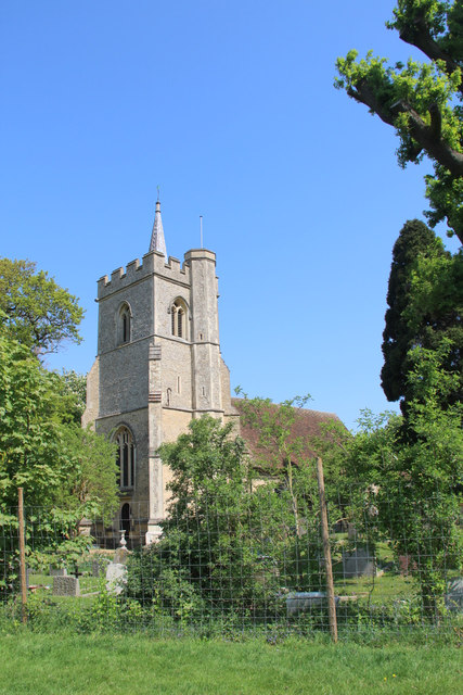 Church of St Mary and St Thomas, Knebworth