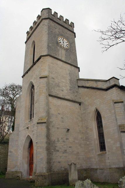 St John the Baptist Church, Fortuneswell