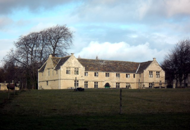 Building adjacent to Ledston Hall