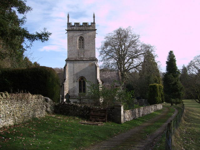 St. James's Church, Colesbourne