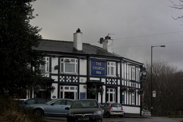 The Church Inn, Flixton