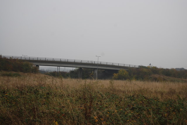 Thornden Wood Road Bridge