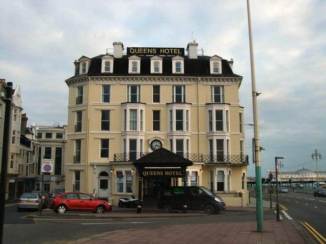 Queens Hotel, Brighton