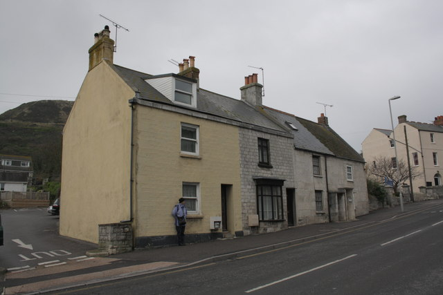 Houses on Fortuneswell