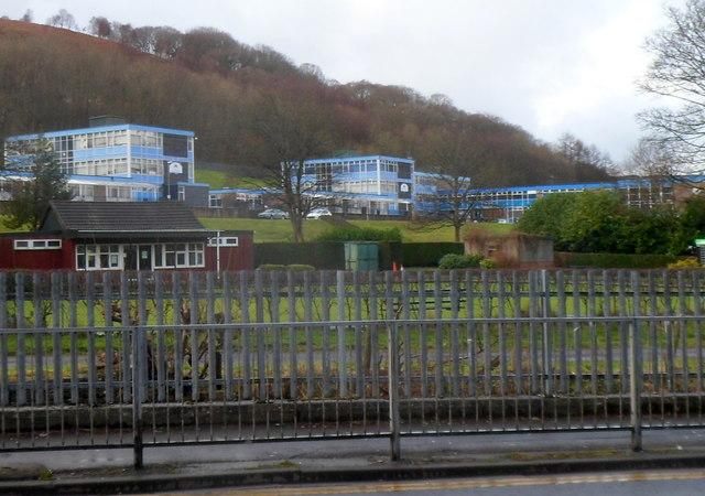 Treorchy Comprehensive School