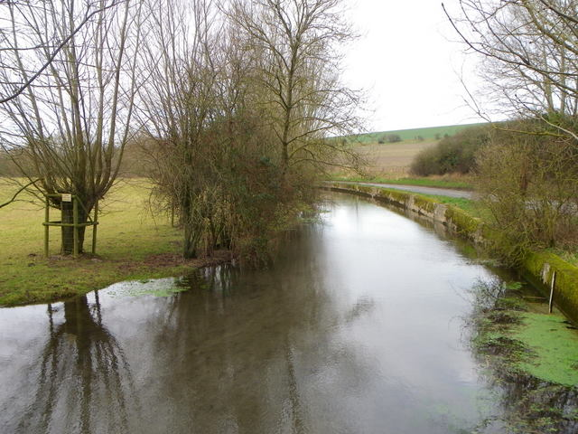 River Ebble, Broad Chalke - 15