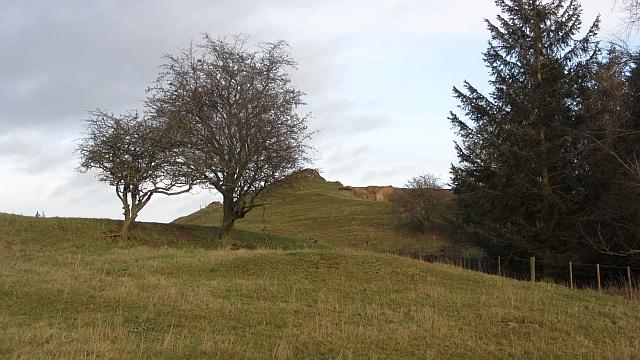 Mindrummill Crag