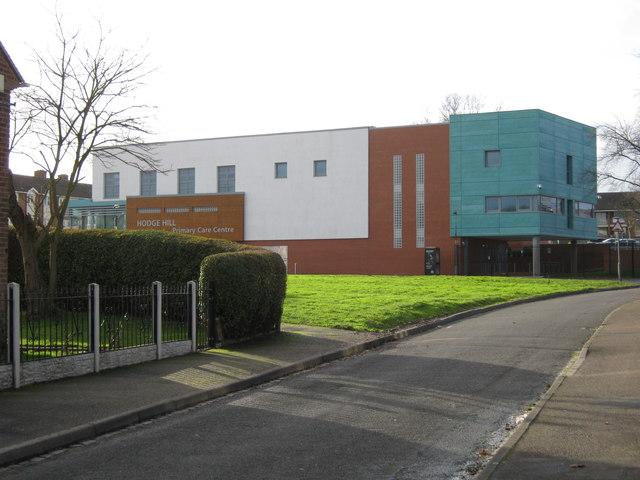 Hodge Hill Primary Care Centre