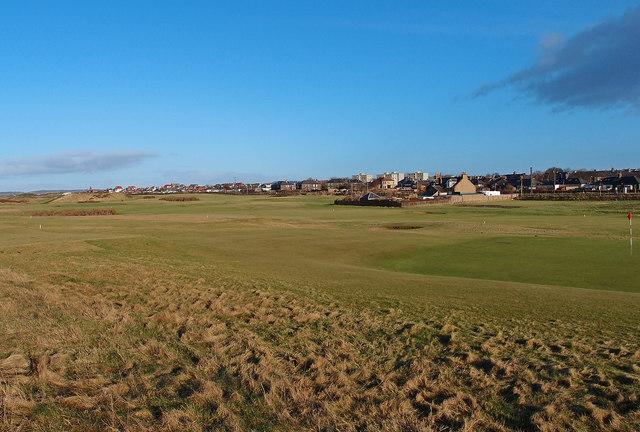 Prestwick St. Nicholas Golf Course