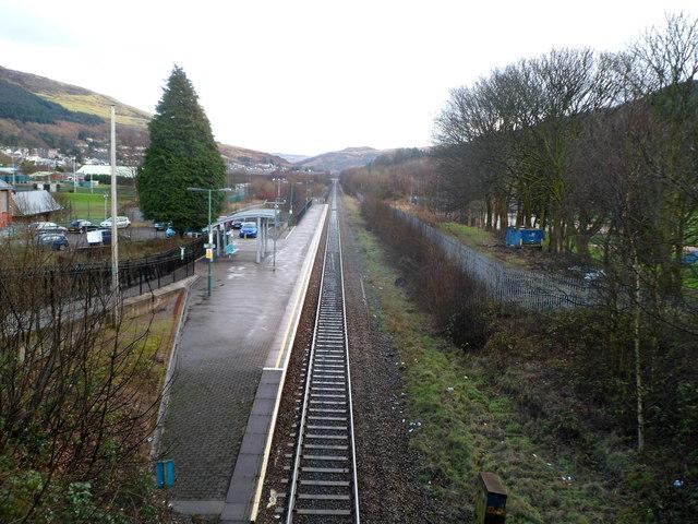 Treorchy railway station