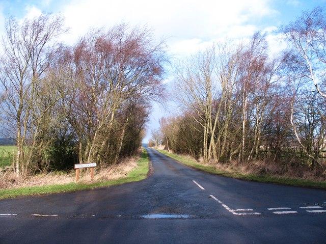 Moorcock Lane