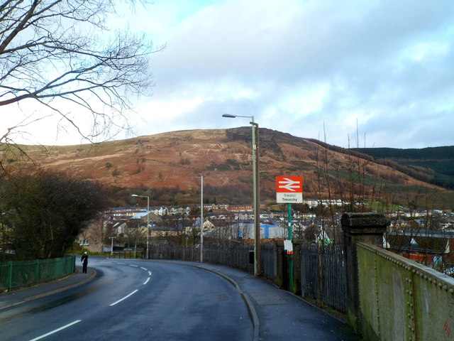 Station Road, Treorchy