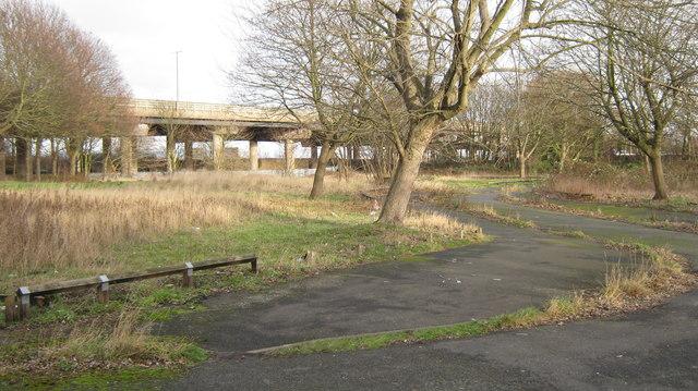 Berrandale Road, B36