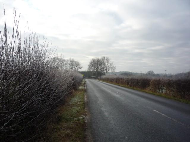 Appleton Road meets Broad Lane