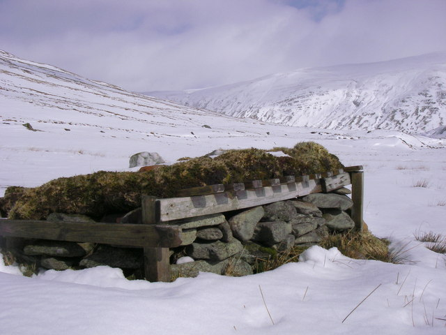 Tigh nam Bodach shrine