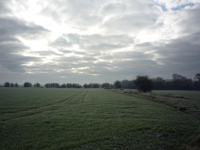 Track near Stonebridge Farm