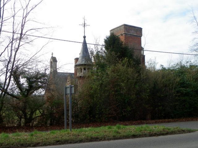 St Marie's Grange, Shute End